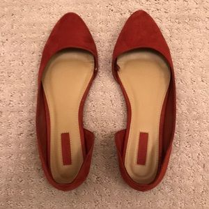 Forever21 pointes flats